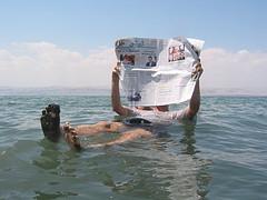 Dead sea and inju