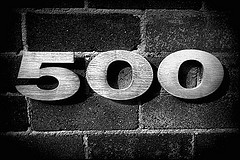 500 and Powerhouse Museum