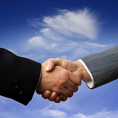 Handshake and thinkpanama