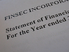 Statement and Finsec