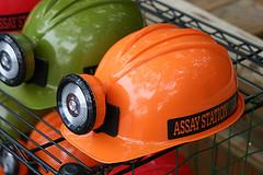 Miners hat and Photobychristensen