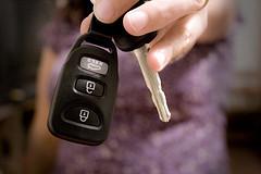 Car keys and Caitlinator
