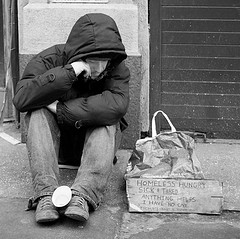 Homeless and SamPac
